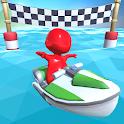 Sea Race 3D - Fun Sports Game Run icon
