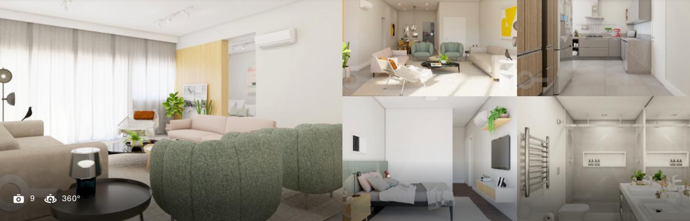 Quer morar no Leblon? Confira apartamento à venda na Rua José Linhares