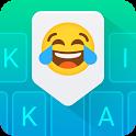 Kika Keyboard - Emoji, GIFs icon