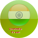 Indian's All tv Channelss. v 1.1 app icon