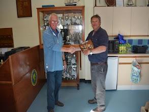 Photo: Dave Alston Winner RAF Trophy