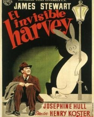 El invisible Harvey (1950, Henry Koster)