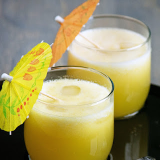 Fresh Pineapple Drinks Recipes.