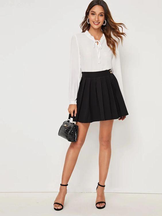 skater-skirt-outfit-ideas