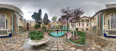 Photo: Moghadam house-museum, Tehran, Iran باغ موزه مقدم، تهران