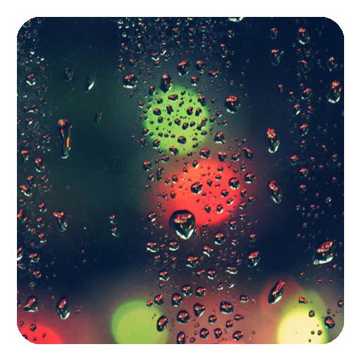 雨天动态壁纸 個人化 App LOGO-APP試玩