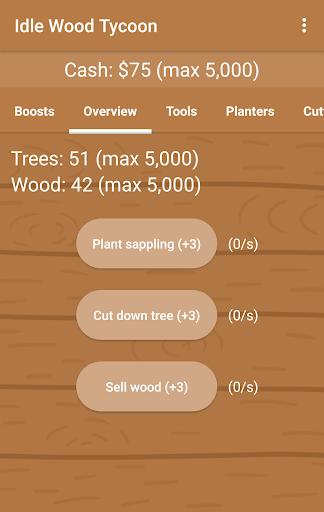 Idle Wood Tycoon  screenshots EasyGameCheats.pro 1