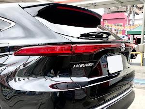ハリアー MXUA80のカスタム事例画像 ハナレメさんの2021年01月21日09:51の投稿