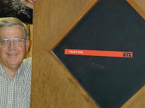 Photo: Dr. Teletype - Pocatello Idaho John Wilson        (k0ip)