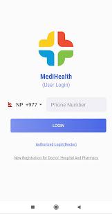 MediHealth - náhled