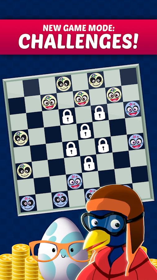 Checkers Online - Free Classic Board Game- screenshot