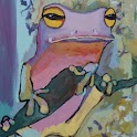 Tree Frogs bring a real smile icon