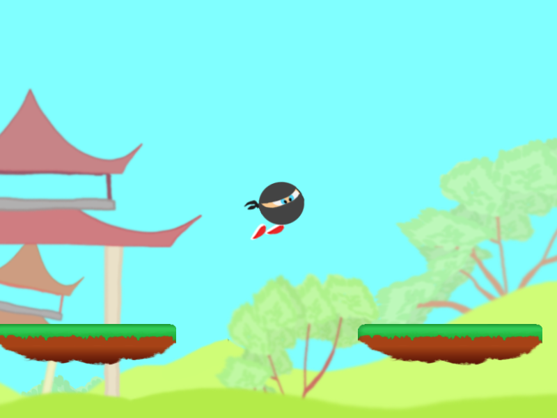Heavy Ninja- screenshot