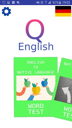 QEnglish screenshot 1