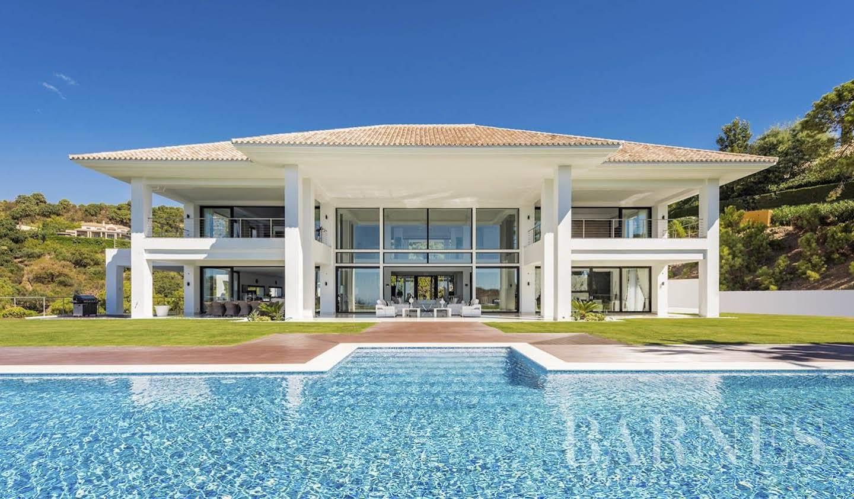 Villa with pool and terrace Benahavís