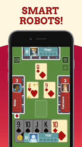 Euchre Free: Classic Card Games For Addict Players screenshots 4