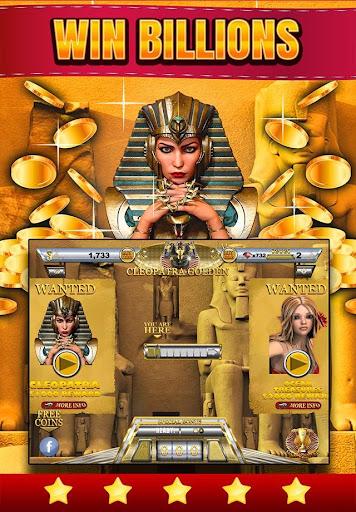 Cleopatra Pharaoh Slots Era