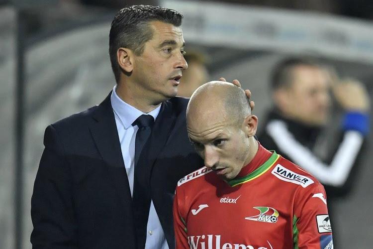 La sélection d'Ostende pour recevoir Charleroi: une absence confirmée, gros doutes pour Vanhammel