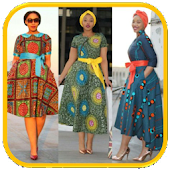 Kitenge Fashion Designs Pictures