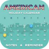 US Calendar 2018 : US Holiday Calendar 2018