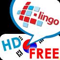 Z_L-Lingo Learn Korean Fr HD icon