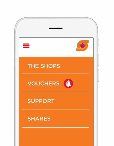 Shopping Vouchers - screenshot