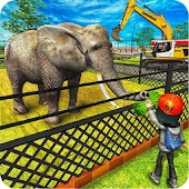 Animal Zoo Craft: Construct & Build Animals World