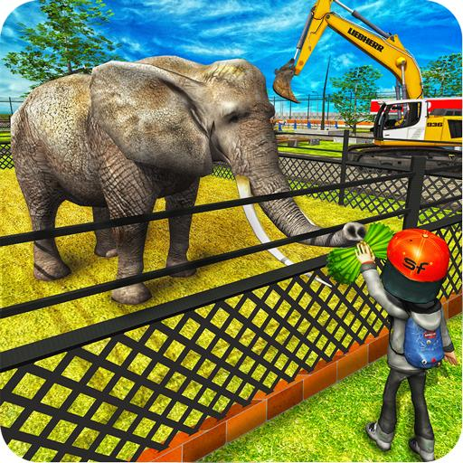 Animal Zoo: Construct & Build Animals World