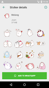 WAStickerApps Sticker Collection Screenshot