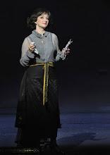 Photo: WIEN/ Burgtheater: DER ALPENKÖNIG UND DER MENSCHENFEIND von Ferdinand Raimund. Inszenierung: Michael Schachermaier. Premiere 29.9.2012. Regina Fritsch. Foto. Barbara Zeininger.
