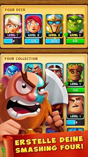 Smashing Four Screenshot
