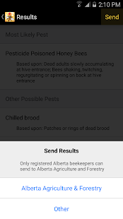 Bee Health- screenshot thumbnail