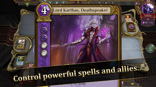Spellweaver - screenshot