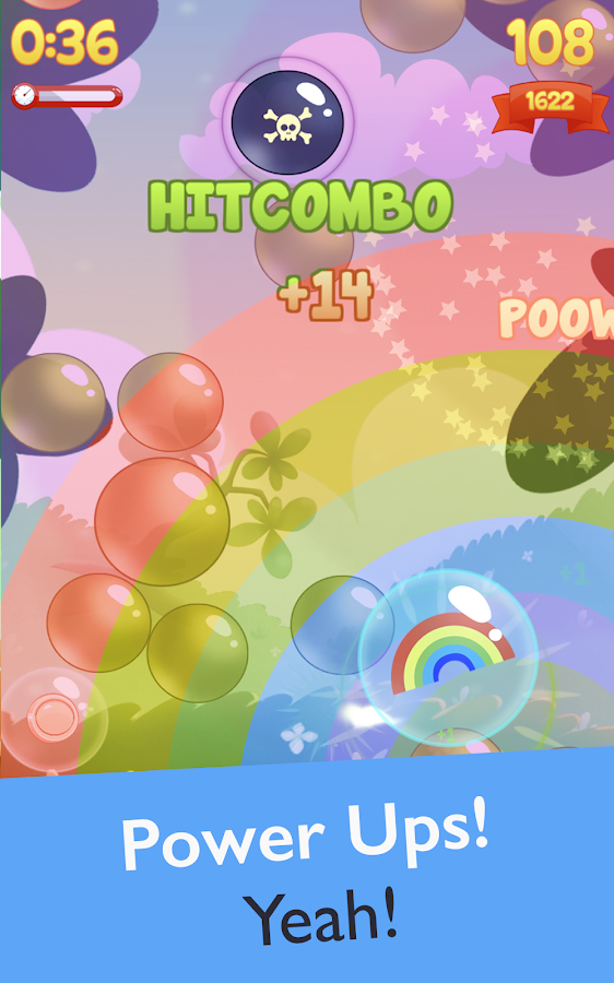 BubblesToPlay  New Game- screenshot