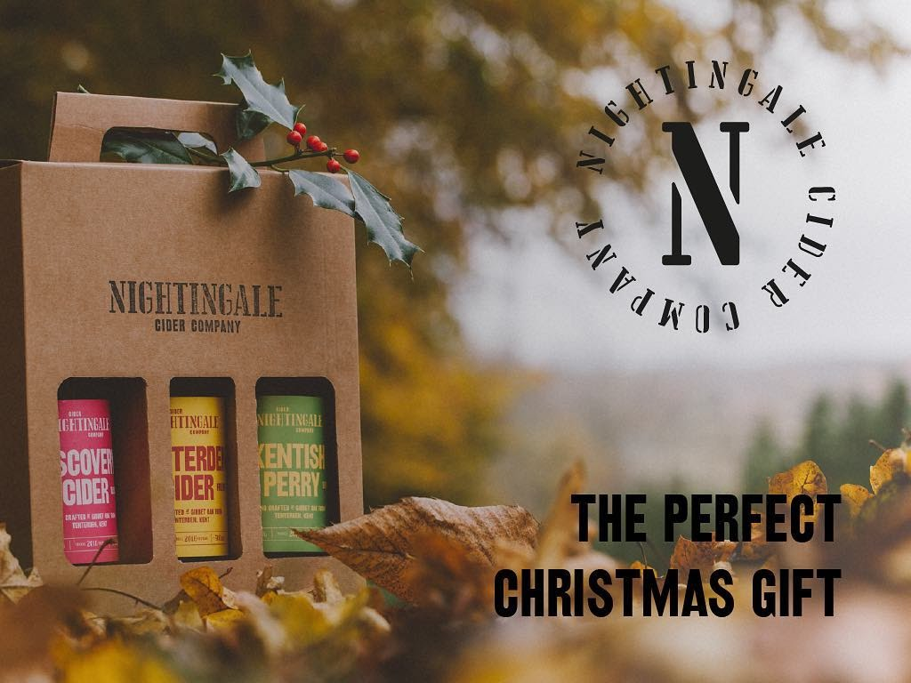 Nightingale Farm Shop and Cider Company in Tenterden