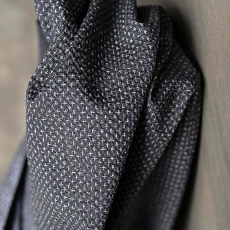 Tottorri Cross Cotton - grey