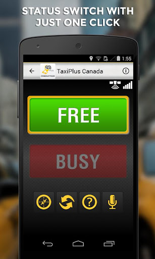 【免費交通運輸App】TaxiPlus Canada Driver-APP點子