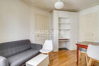 Appartement meublé 3 pièces 58,31 m2