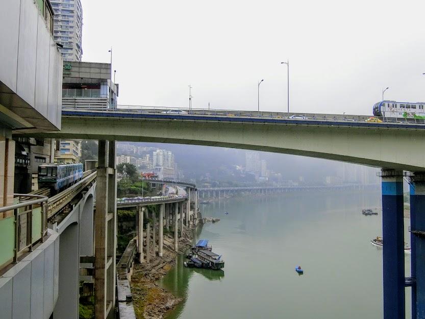 重慶モノレール
