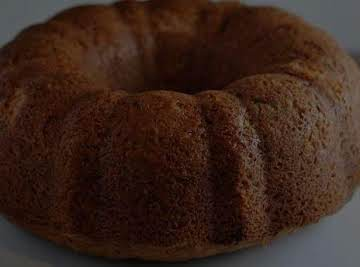 BROWN SUGAR CREAM CHEESE POUND CAKE
