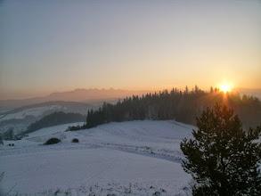 Photo: Droga na Przełęcz Osice, Pieniny