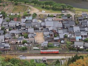 Photo: 眼下の町にズーム