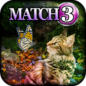 Match 3 - Cat Tailz