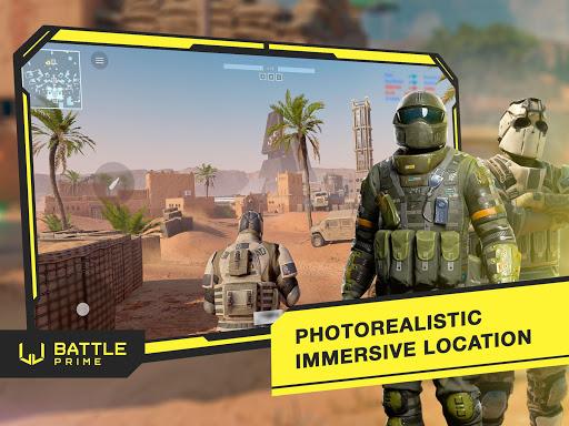 Battle Prime: Online Multiplayer Combat CS Shooter 5.0 Screenshots 15