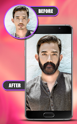 Smart Hair Style-Photo Editor APK screenshot thumbnail 6