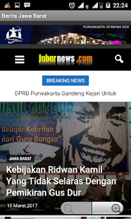 Jabar News- screenshot thumbnail