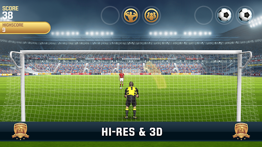 Flick Kick Goalkeeper 1.3.1 screenshots 5