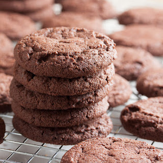 Melt-in-your-mouth Chocolate Sugar Cookies