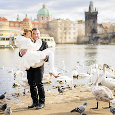 Wedding photographer Pavel Sikora (PavelSikora). Photo of 28.02.2016