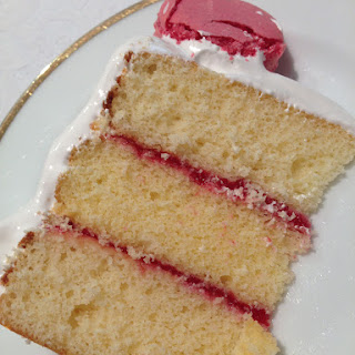 Vanilla Raspberry Layer Cake Recipes